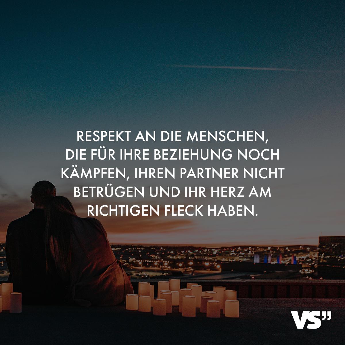 Ist in beziehung einer respekt was Werte in