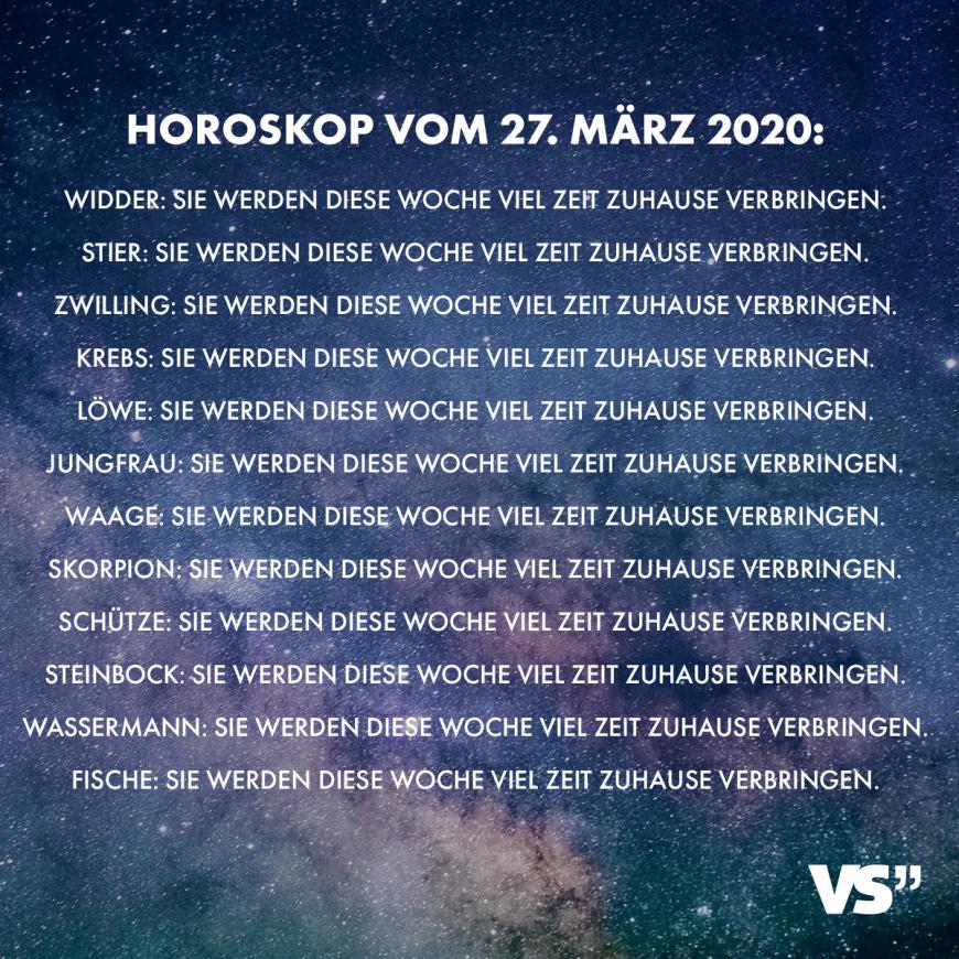 horoskop krebs 2020