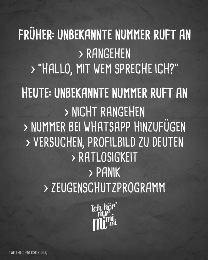Whatsapp Unbekannte Nummer Virus