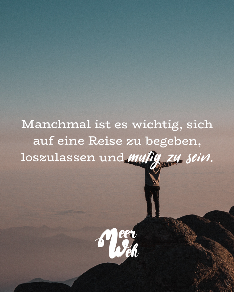 Manchmal
