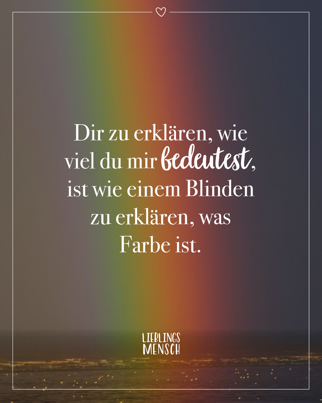 Bedeutest viel sehr du mir German Phrases: